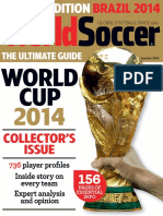 World Soccer Special Edition - Brazil World Cup 2014