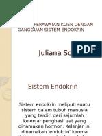 Asuhan Keperawatan Klien Dengan Gangguan Sistem Endokrin