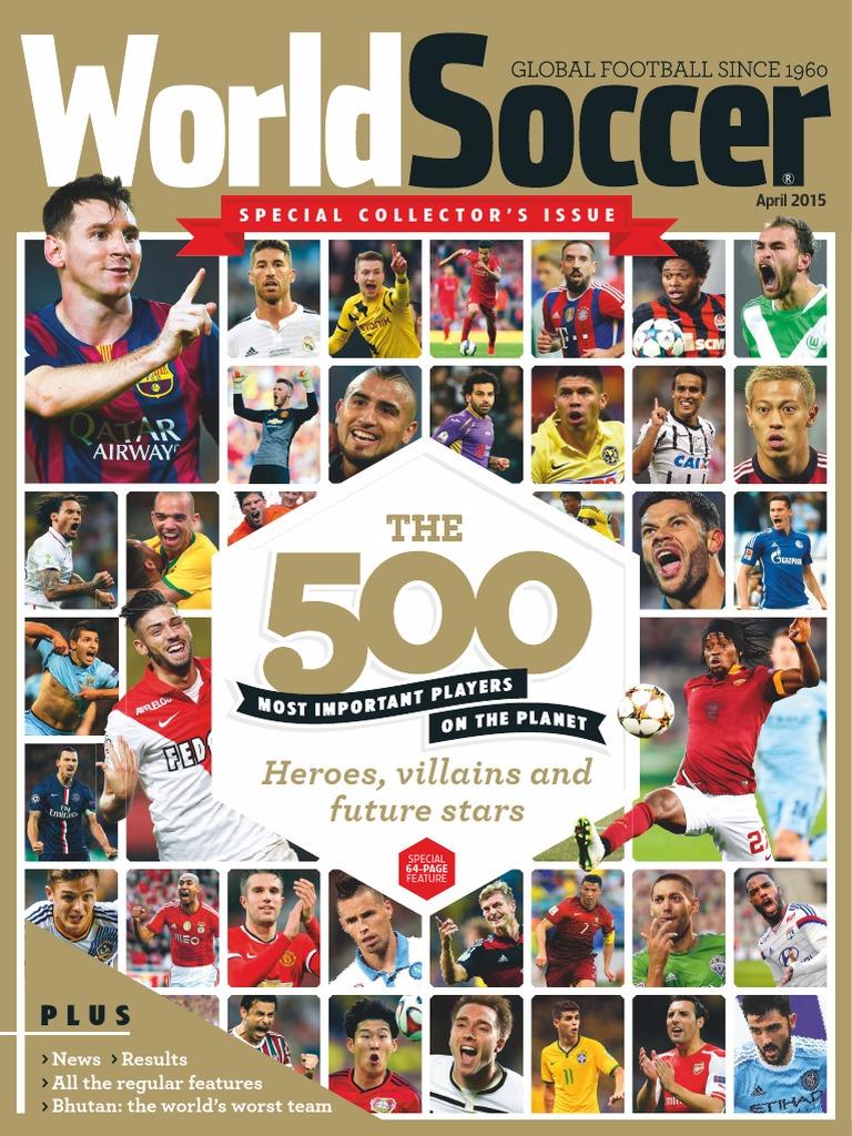 9f29842b9b9 World Soccer - April 2015