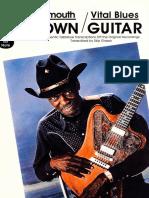 Clarence Gatemouth Brown - Vital Blues Guitar.pdf