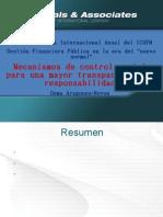 Gema Aragones,ICGFM Accountability Espanol