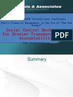 Gema Aragones,ICGFM Accountability English