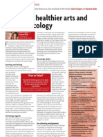 AP144 - Towards a Healthier Arts and Cultural Ecology (Feature 23 Apr 07)