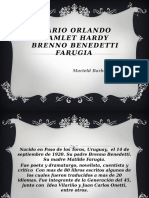 Mario Benedetti Farugia