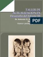 Desarrollo Del Infante