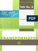 SFC-CLP Talk 8 Life in the Holy Spirit
