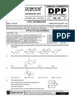 Revision Plan-II (Dpp # 3)_chemistry