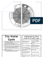 the water cycle interactive journal notes 3