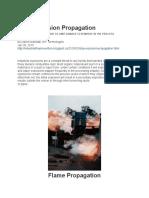 Stop Explosion Propagation