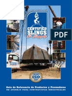 Certified Slings Catalogo