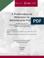 Dissertacão Mestrado GPP - Rubina Vieira
