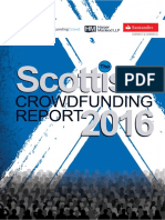 The Scottish Crowdfunding Report 2016