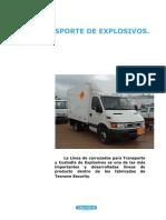 10 Transporte de Explosivos y carguio
