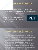 Motores Elétricos Sesso