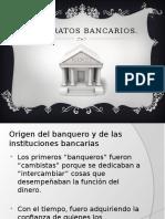 Contratos Bancarios en el Codigo Civil y Comercial de la Nacion Argentina