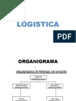 PRESENTACION REINGINIERIA LOGISTICA