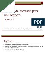 Clase 5 Estudio de Mercado Para Un Proye