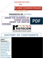Presentation on Upstream and Downstream Industry