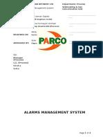 Alarm Management Systemvb