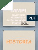 Exposición MMPI 2
