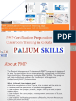 PMP Certification Preparation Classroom Training Kolkata