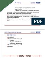 L2-3.- Renovación de La Carga. Distribución y Sintonizado