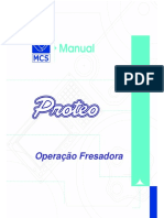 CNCProteo Manual de Operacao Fresa