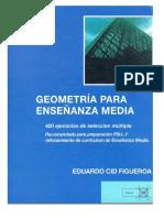 Geometria Para Ensenanza Media