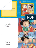 Early Bird Reader 1 - Tommy and Meg