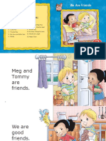 Early Bird Reader 2 - We Are Friends