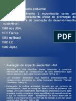 AIA - Avaliação de Impacto Ambiental.ppt