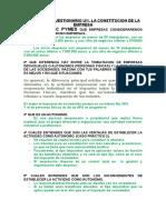 Cuestionario 6º Unidad Dcion Juridica Empresa