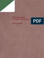 Gérard Genette - Palimpsestos