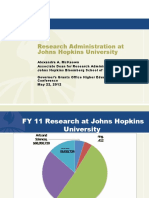Johns Hopkins Grants