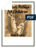 Hindi Fables for Children (2014 - Mohit Trendster)