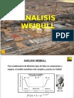 Presentacion Weibull Analisys 2015