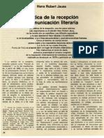 PDV12 - Jauss