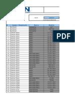 Programa Mantención C.C. 356 27-10-2015 al 09-11-2015