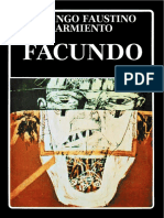 Facundo, autor Sarmiento