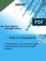 Depressions 6A
