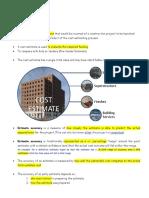 05 Cost Planning