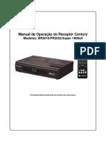 Manual Do Br2016 Slim Century