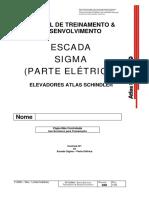 Escada Sigma - Elétrica