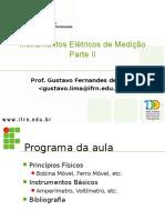 Aula 03 Medidas Eletricas Instrumentos II 20160426145153