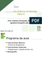 Aula 04 Medidas Eletricas Instrumentos III 20160426145515