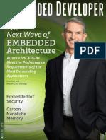 Embedded Developer - August 2015