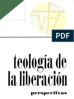 Teologia de La Liberacion
