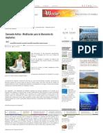 Comando Ashtar - Meditación Para La Liberación de Implantes