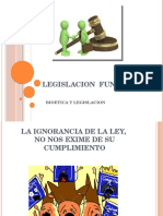Legislacion Fundamental