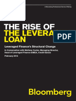 The Rise of the Leveraged Loan